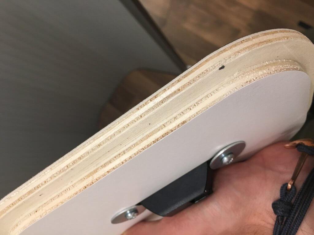 Pappelsperrholz für den Ausbau